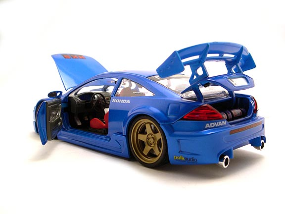 Muscle Tuners Los Mejores Carros Tuneados A Escala